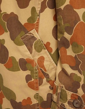 Image 3 ofASOS Mac With Camo Print