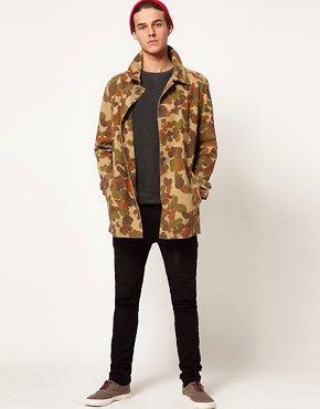 Image 4 ofASOS Mac With Camo Print