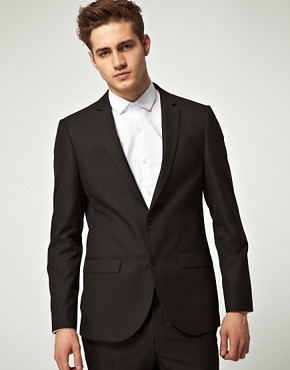 Image 1 ofRiver Island Slim Fit Jacket