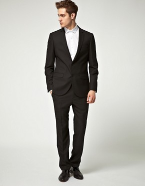 Image 4 ofRiver Island Slim Fit Jacket