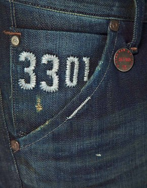 Image 3 ofG Star General 5620 Tapered Jeans