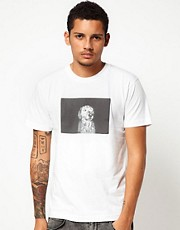 The Quiet Life  Wet Dog By Ryan Jones  T-Shirt mit Fotoaufdruck