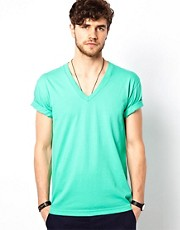 American Apparel V-Neck T-Shirt