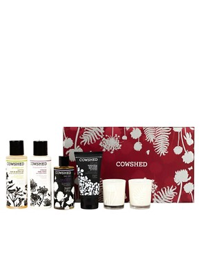 Image 1 ofCowshed Limited Edition Best Of Cowshed Set SAVE 55%