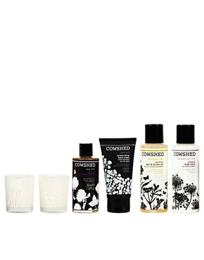 Image 2 ofCowshed Limited Edition Best Of Cowshed Set SAVE 55%