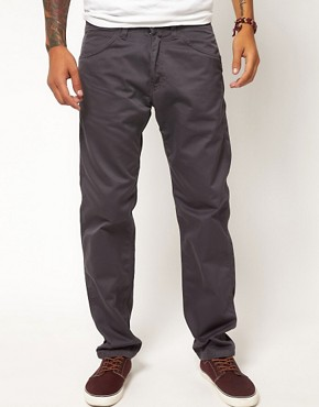 Image 1 ofCarhartt Skill Chinos Slim Straight Fit