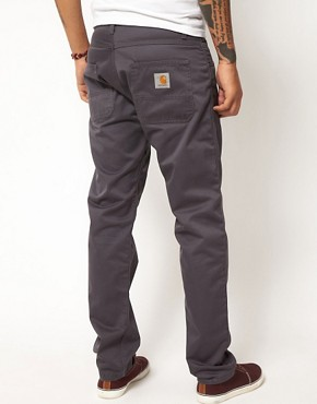 Image 2 ofCarhartt Skill Chinos Slim Straight Fit
