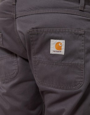 Image 3 ofCarhartt Skill Chinos Slim Straight Fit