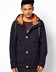 Elvine Jacket Bentley Hooded