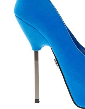 Image 2 ofLipsy Kourtney Concealed Platform Court Shoes