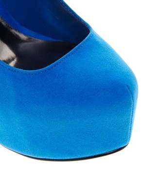 Image 3 ofLipsy Kourtney Concealed Platform Court Shoes