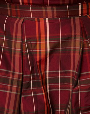 Image 3 ofASOS Mini Skirt In Tartan