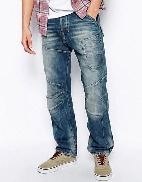 G-Star Heren Straight Jeans
