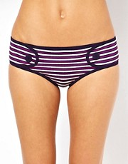 Princesse Tam Tam Berkeley Stripe Bikini Short