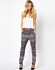 Vila Ikat Pants