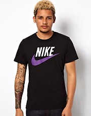 Nike T-Shirt With Icon Logo