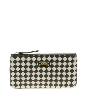 Image 1 ofMoschino Cheap &amp; Chic Weaving Clutch Bag
