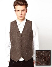 ASOS Slim Fit Waistcoat