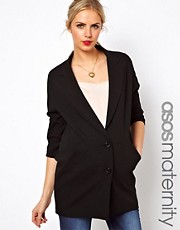 ASOS Maternity Oversized Blazer