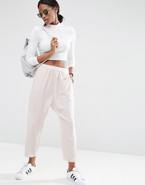 ASOS Satin Harem Trousers