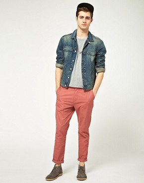 Image 4 ofASOS Tapered Chino