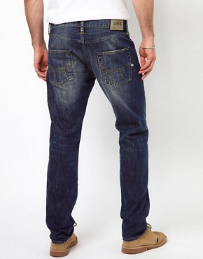 Image 2 ofEdwin Jeans ED-55 Relaxed Tapered Blurred Wash