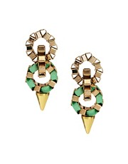 John &amp; Pearl Ella Earrings