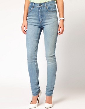 Image 1 ofCheap Monday High Waist Skinny Jeans