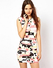 Vestido estampado London de Renee