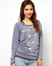 River Island Wild One Sweat