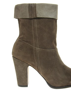 Image 2 ofBronx Mid Calf Suede Boots
