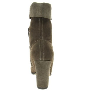 Image 4 ofBronx Mid Calf Suede Boots