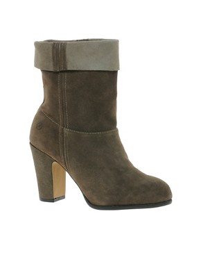 Image 1 ofBronx Mid Calf Suede Boots