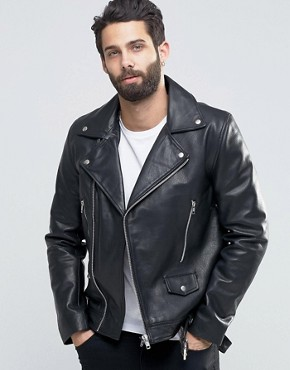 Men&39s Leather Jackets | Suede Jackets For Men | ASOS