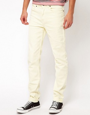 Image 1 ofAmerican Apparel Slim Slack Jeans