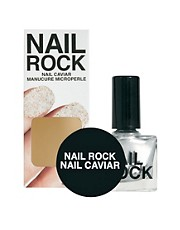 Nail Rock  Nail Caviar  Moon