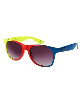 Image 1 ofVans Spicoli Wayfarer Sunglasses