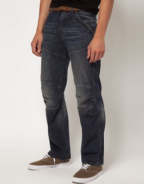 Image 1 ofG Star Elwood 3d Loose Jeans