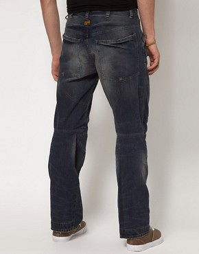 Image 2 ofG Star Elwood 3d Loose Jeans