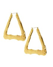 ASOS Creole Triangle Hoops