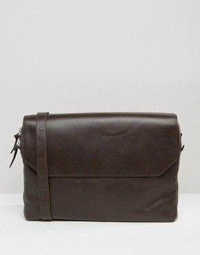 Royal RepubliQ Messenger Bag In Brown