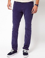 Benson Slim Jeans in Cord