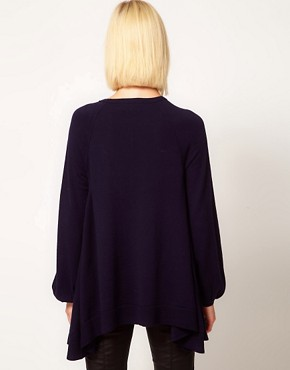 Image 2 ofKore by Sophia Kokosalaki Merino A Line Jumper