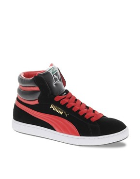 Image 1 ofPuma RS Street High Top Trainers