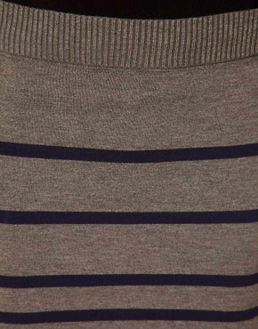 Image 3 ofRag And Bone/JEAN Knitted Stripe Skirt