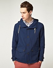 Samsoe Samsoe Hooded Field Jacket