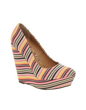 Image 1 ofASOS PARAMOUNT Pointed Wedges