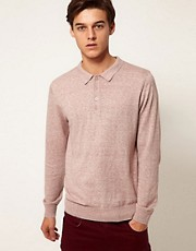 ASOS Polo Neck Jumper