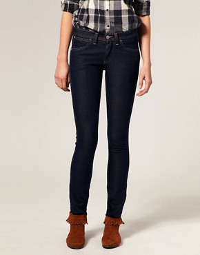 Image 1 ofWrangler Skinny Jeans