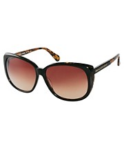 DVF Two Tone Sunglasses